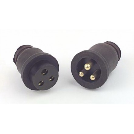 Inline Power Connector 10 Amp