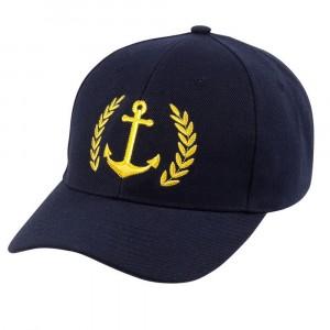 Nauticalia Yachtsman Cap Anchor