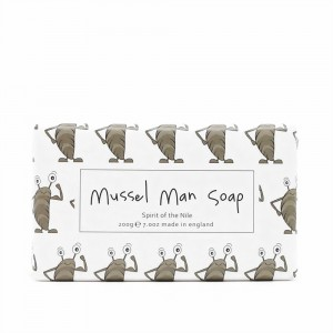 Mussel Man Spirit Of the Nile Soap
