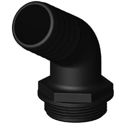 "Aquavalve Tail 120DEG 38mm-1 1/2""BSP"