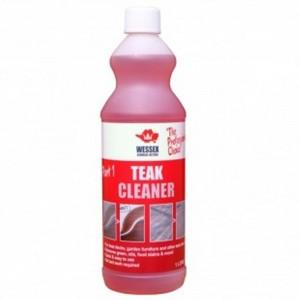 Wessex Teak Cleaner 1 litre Part 1