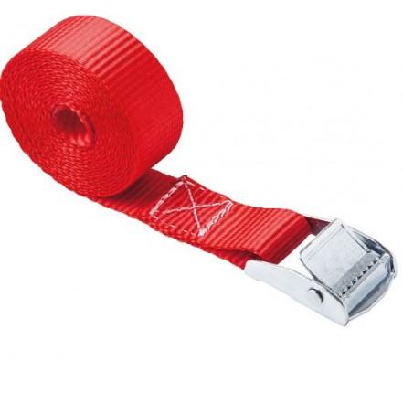 Webbing Strap Red 2 Metre