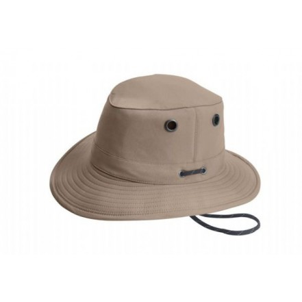 Tilley Endurables Breathable Nylon Hat Taupe