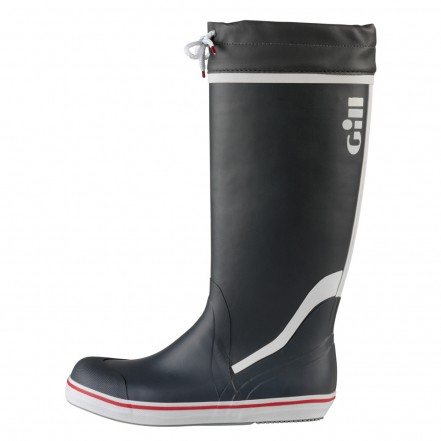 Gill Junior Tall Yachting Boot Carbon