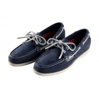 Gill Baltimore Deck Shoe for Women Navy