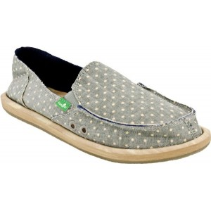Sanuk Dotty Women's Shoe Blue