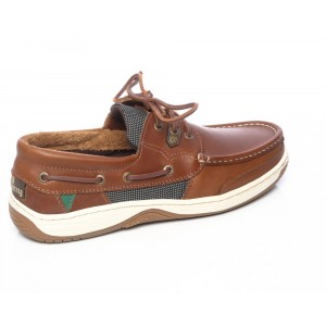 Dubarry Regatta Men's Deck Shoe Whiskey