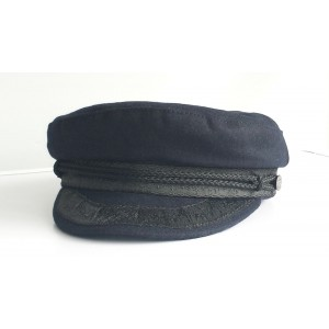 Guy Cotten French Breton Cap Navy