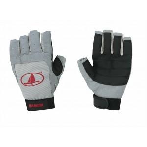 Harken 'Black Magic' Classic 3/4 Finger Gloves