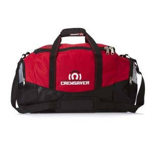 Crewsaver Crew Holdall Red/Black