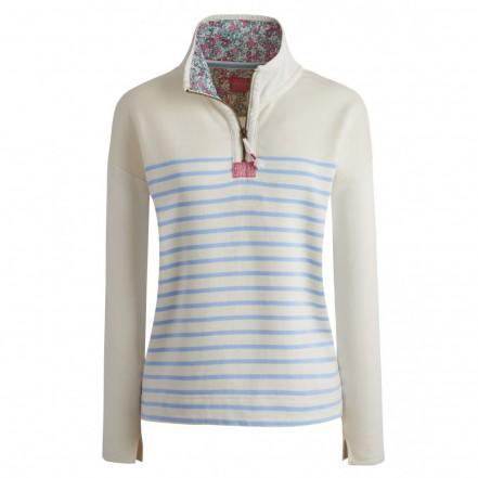 Joules Southwold Women's Half Zip Sweatshirt