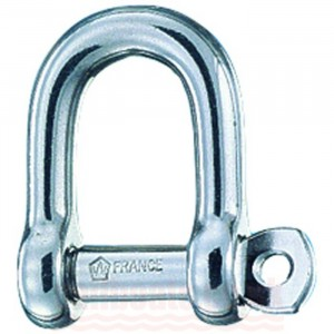 Wichard D Shackle Captive Pin