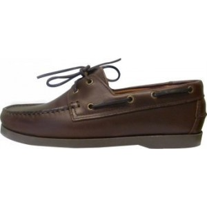 Maindeck Voyager Shoe Chestnut