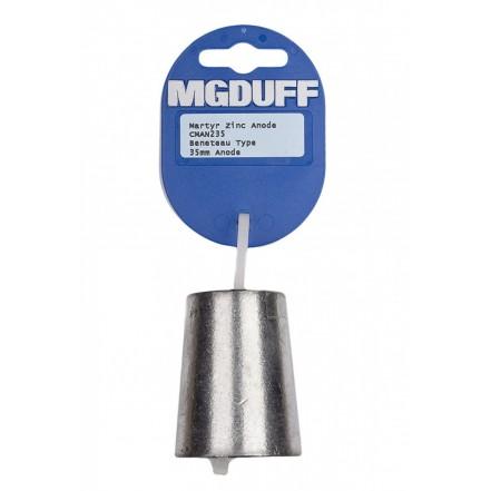 MG Duff Prop Nut Anode Beneteau/Jeanneau