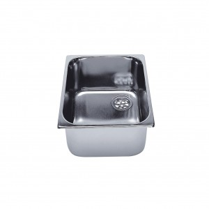 Plastimo Custom Sink Stainless Steel