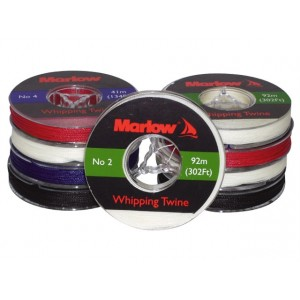 Marlow Ropes Whipping Twine Spools