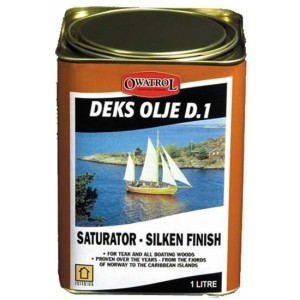 Owatrol Deks Olje D.1 Saturating Oil