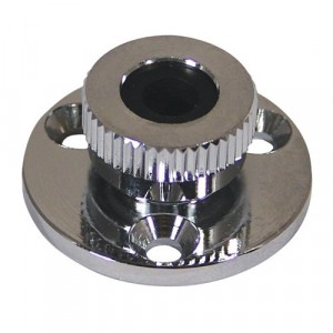 Cable Gland Chromed Brass