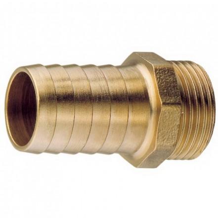 Aquafax Connector Straight Male