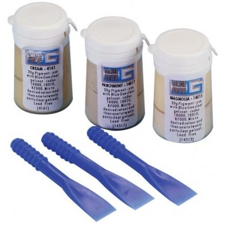 Blue Gee Colour Match Tinting Kit (3 x 20 Gram)