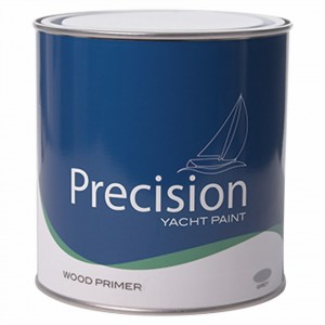 Precision Marine Coatings Wood Primer White