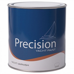 Precision Marine Coatings Yacht Varnish Clear