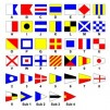 International Code Flags - Letters