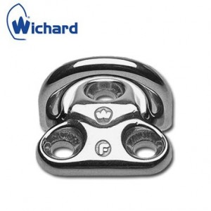 Wichard Folding Pad Eye Stainless Steel