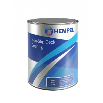 Hempel Deck Coating Non Slip
