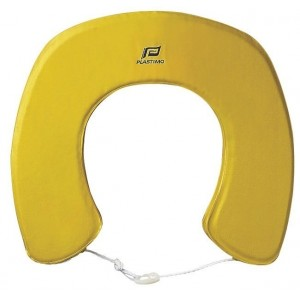 Plastimo Horseshoe Lifebuoy Only with Removable Cover