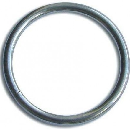 Waveline Ring Stainless Steel