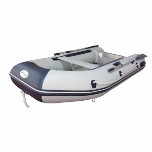 Waveline Solid Transom Dinghy V Keel with Airdeck Floor
