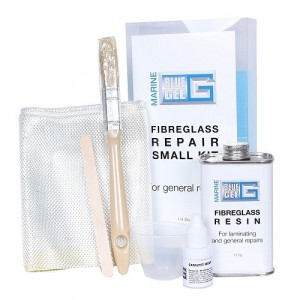 Blue Gee Glass Fibre Repair Kit