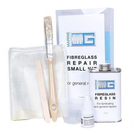 Blue Gee Glass Fibre Repair Kit