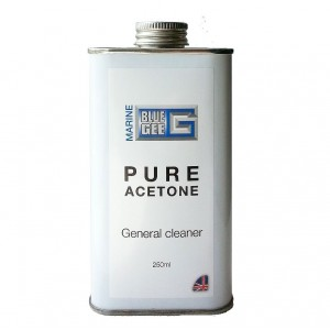 Blue Gee Acetone