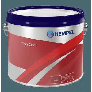 Hempel Tiger Xtra Antifouling 2.5 Litre