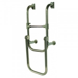 Stainless Steel Stern Boarding Ladder