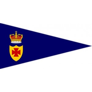 Ensign Flags Royal Gourock Burgee