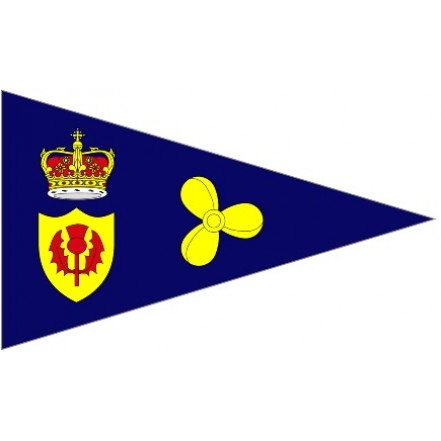 Ensign Flags Royal Scottish Motor Yacht Club Burgee