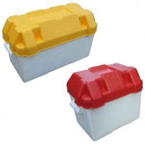 Trem Battery Box