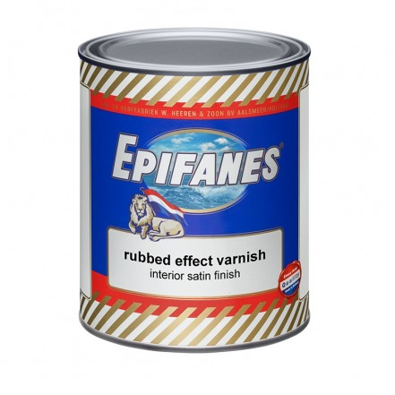 Epifanes Clear Varnish Satin Finish