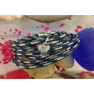 Heidi Three Ropes Bracelet