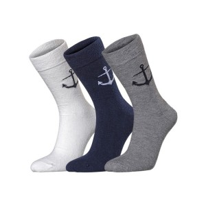Holebrook Sox Big Anchor (Pack 3)