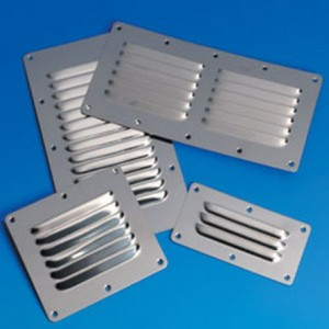 Ventilator Stainless Steel