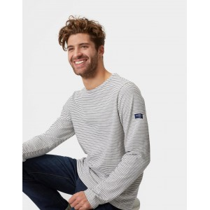 Joules Long Sleeve Breton Jersey Top