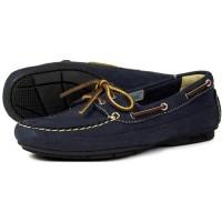 Bahamas Shoe Indigo