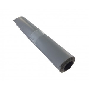 IBS Hypalon Fabric Patch Dark Grey