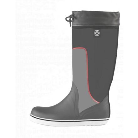 Maindeck Long Boots Grey