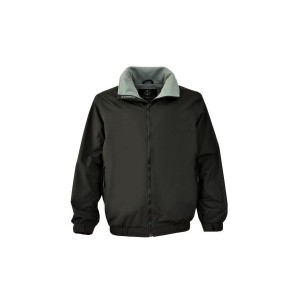 Maindeck Crew Jacket Black