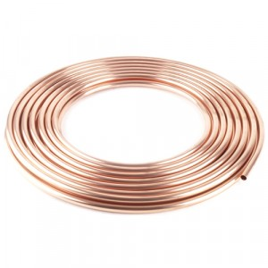 Aquafax Copper Tubing/Pipe (Per Metre)